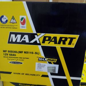 maxpart 80d26l